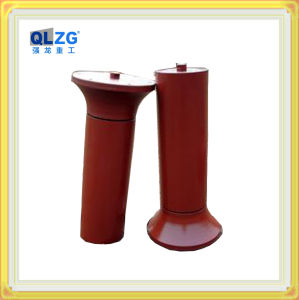 Friction Type Carry Idler for Recycle Machine