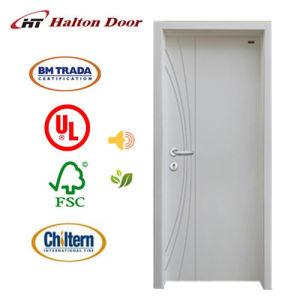 Flush Wooden Door for Apartment Building