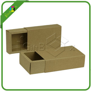 Flat Pack Folding Kraft Paper Boxes pictures & photos