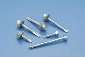 Cross Recessed Philips Pan Head Self Drilling Screw pictures & photos
