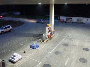LED Petrol Station Light / Gas Station Light with CE, TUV, UL Certification pictures & photos