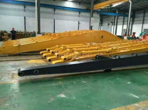 Excavator Long Reach Boom and Arm 20m for Komatsu (PC400LC-7/8) pictures & photos