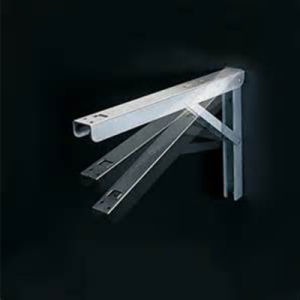 Metal Stamping Part Folding Shelf Brackets pictures & photos