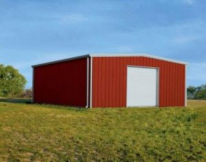 Prefab Modular Steel Garage /Warehouse/Barn pictures & photos