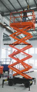 Sjy0.5-11 Scissor Type Elevationg Platform pictures & photos