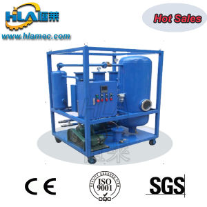 Vacuum Mobile Closed Type Used Lubricant Oil Regeneration Machine pictures & photos