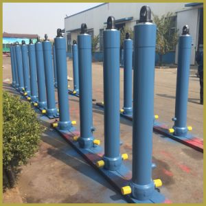 Front End Telescopic Hydraulic Cylinder for Dump Truck/Tipper Truck/Trailer pictures & photos