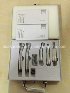 Good Quality Handpiece Kit with High Speed and Low Speed pictures & photos