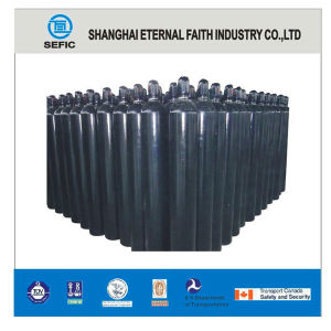 50L High Pressure Nitrgoen Seamless Steel Cylinder pictures & photos