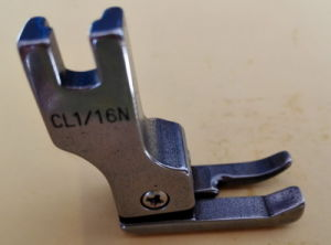 Industry Sewing Machine Spare Parts Presser Foot Cl1/16n pictures & photos