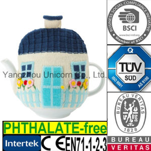 Cup Sleeve Cover Sweater Tea Cozy