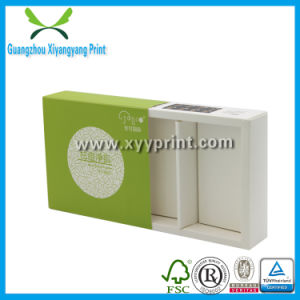 Luxury Custom Logo Printed Cosmetic Packaging Paper Box pictures & photos