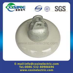 Ceramic/Procelain Disc Insulator 52-3/52-5/52-8 ANSI Approved pictures & photos