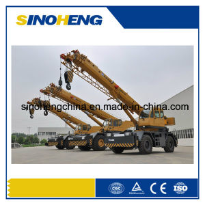 New Arrival Cheap Price Qry60 Hydraulic Telescopic Boom Rough Terrain Crane with CE pictures & photos