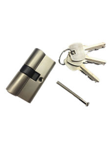 High Security Brass S-Groove Key Lock Cylinder (L-60mm 3N S2) pictures & photos