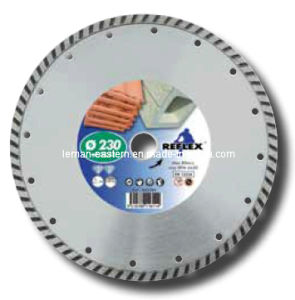Diamond Blade Cutting Multiple Materials Turbo