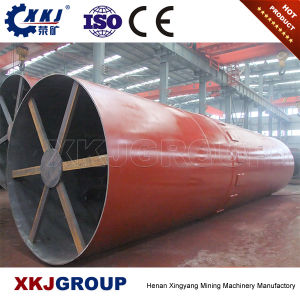 2017 New Complete Capacity 50-300tpd New Complete Production Line Rotary Dryer for Slag, Slag Dryer pictures & photos