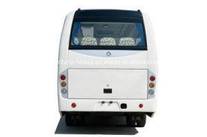 Rhd/LHD 27 Seats of Dongfeng 140HP Tourist Coach/Bus pictures & photos