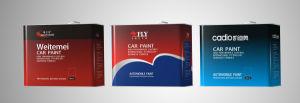 Auto Paint Car Paint Relative Solvent-Ax208 BCS