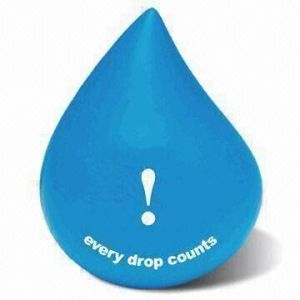 PU Water Droplet Stress Reliever Toy