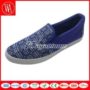 Plain Leisure Shoes Flat Comfort Casual Shoes pictures & photos