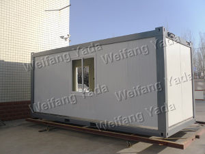 2014 Hot Sale Prefabricated Flat Pack Container House