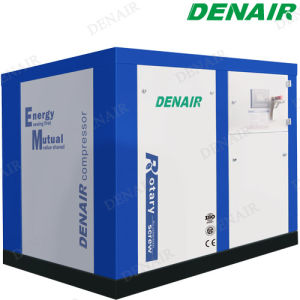 55kw Direct Driven Stationary Rotary Screw Compressor pictures & photos