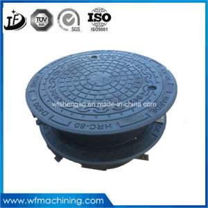 OEM En124 Chinese Foundry Ductile Iron Casting Rainwater/Sewer Manhole Covers pictures & photos