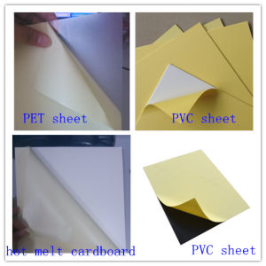 Hot-Melt Album Sheets, Album PVC Material, Insert Album Sheet pictures & photos