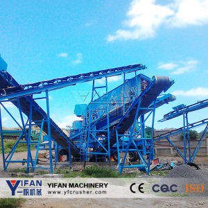 High Performance and Low Price Construction Waste Disposal Equipment pictures & photos