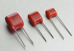 Miniature-Size Polyester Film Capacitor (CG-CL21X)