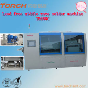 Automatic Dual Wave Soldering Machine (TB880C) pictures & photos