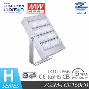 160W No UV LED Floodlight with Energy Saving and Long Lifespan pictures & photos