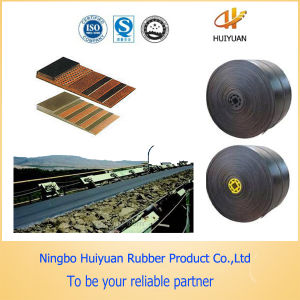 Nylon/Nn Mining Conveyer Belt with Big Conveying Capacity pictures & photos