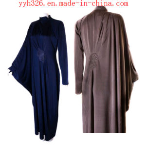 2014 Yyh Women Islamic Clothing Abaya Dress