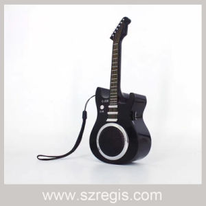 Fashionable Creative Mini Guitar Wireless Bluetooth Speaker pictures & photos