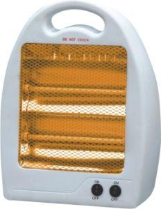 White Portable Elcectric Heater, Quartz Heater, 800W