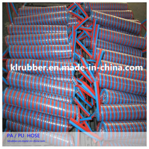 PA Pneumatic Spiral Hose for Airtank pictures & photos