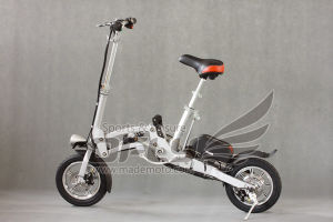 CE Approved New Foldable Lithium Electric Bicycle Lb3501 pictures & photos