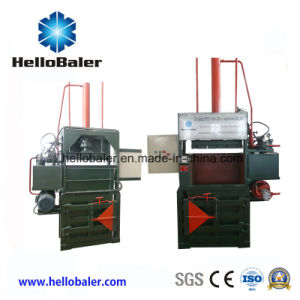 Factory Supplier Pet Plastic Bottle Baler Baling Press pictures & photos