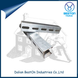 Galvanised Steel C Channel for Construction pictures & photos