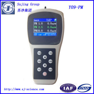 Pm2.5 Handheld Detector Monitor for Clean Room