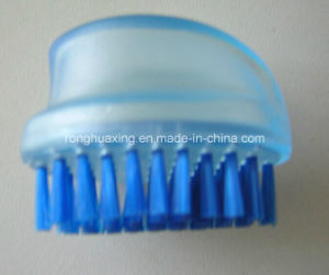 Plastic Nails Dusting Brush S0408 pictures & photos