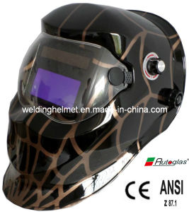 En379/En175 Solar Powered Welding Helmet (W1190TE) pictures & photos