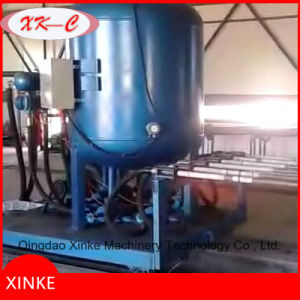 Steel or Iron Oil Pipe Airless Shot Blasting Machine pictures & photos