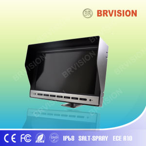 Wholesale 10 Inch Large Split Screen Monitor From Brvision pictures & photos