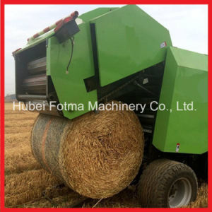 Tractor Straw Round Baler Machine with Net Package, Straw Round Baler (FMYG-120) pictures & photos