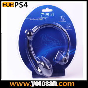 Wired Gaming Headset Headphone with Mic/Volume Control PS4