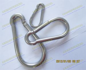 Ss304 or Ss316 Stainless Steel Snap Hook pictures & photos