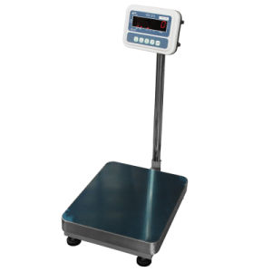 Platform Scale with LCD Weighing Indicator pictures & photos